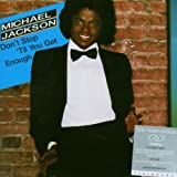 Disco de Michael Jackson - Don't Stop Til You Get Enough (Anverso)