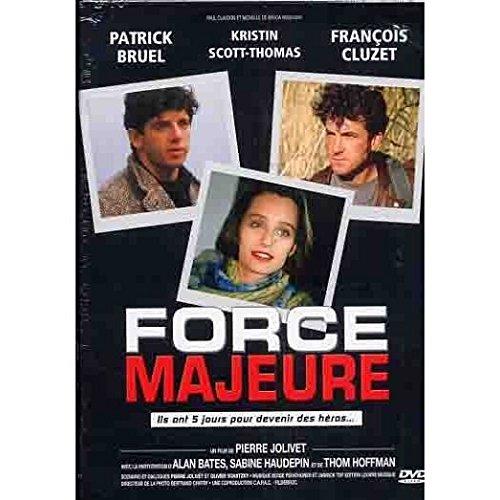 Force majeure [Edizione: Francia]