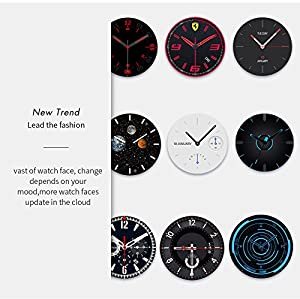 TORTOYO H2 Smart Watch Android 5 1 OS MTK6580 1 4 inch Round