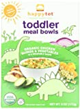 Happy Tot Toddler Meal Bowls - Organic Chicken, Quinoa & Vegetables (Pack of 6)