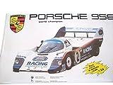 Protar 189. Coche Porsche 956 Racing. Maqueta de montaje. Escala 1/24
