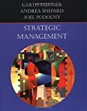 img - for Strategic Management 1st (first) Edition by Saloner, Garth, Shepard, Andrea, Podolny, Joel published by Wiley (2000) book / textbook / text book