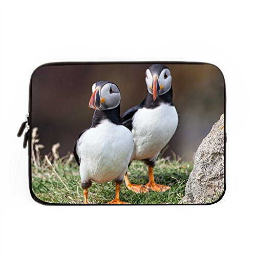 hugpillows-laptop-sleeve-bag-puffins-family-lovely-notebook-sleeve-cases-with-zipper-for-macbook-air