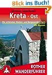 Wanderungen in Kreta Ost. Rother Wand...