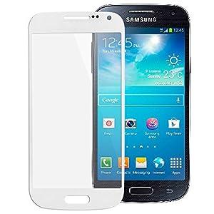Samsung Galaxy S4 mini i9195 Display Glas Touch Screen WeiÃÅ + Werkzeug und UV-Kleber