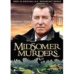Midsomer Murders, Series 11