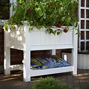 Mayne VA68211 Cambridge Planter, 36-Inch