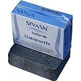 """Handgemachte SIVASH-Heilerde Naturseife (Schlammseife) mit 25% an Beta-Carotin-haltigem Soleschlick, 100 g. Milde Pflege auch bei unreiner Haut, Akne, Pickeln, Psoriasis, Neurodermitisvon """"SIVASH"""""""