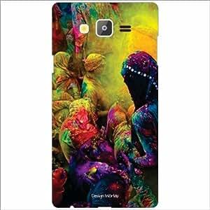 Design Worlds - Samsung Galaxy On7 Designer Back Cover Case - Multicolor Ph...