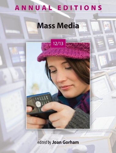 Annual Editions: Mass Media 12/13