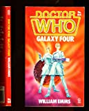 Doctor Who-Galaxy Four (Doctor Who Library)