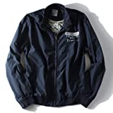 [XL・XXL]DESIGUAL(デシグアル) ジャケット(Dom) 40e1917 大きいサイズ メンズ【5000.ネイビー-XL】