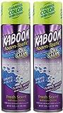 Kaboom with OxiClean Foam-Tastic - Fresh - 19 oz - 2 pk