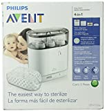 フィリップス4in1電動蒸気滅菌器 Philips AVENT Electric Steam Sterilizer