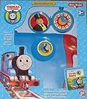 Thomas & Friends Story Reader Special Edition Set BONUS TALKING POCKET WATCH!