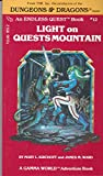 Light on Quests Mountain (An Endless Quest book, #12) (0880380551) by Mary L. Kirchoff