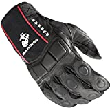 Joe Rocket Mens Marines Tactical Motorcycle Gloves Black Extra Large XL