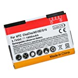 New 1600mah Backup Battery For HTC ChaCha Cha Cha A810E G16