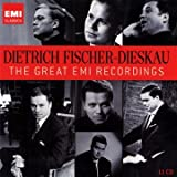 Dietrich Fischer-Dieskau : The Great EMI Recordings (Coffret 11 CD)par Brahms Johannes