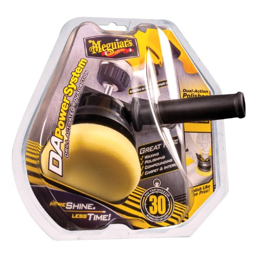 Meguiar's G3500 DA Power System Tool (Electric Polisher compare prices)