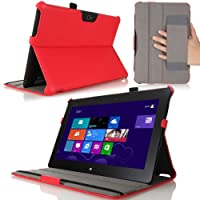MoKo Slim Fit Multi-angle Stand Cover Case with Auto Sleep/Awake for ASUS VivoTab Smart ME400/ME400C 10.1 inch Windows 8 Tablet from MoKo