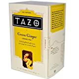 Tazo Tea Green Ginger 20 Bags