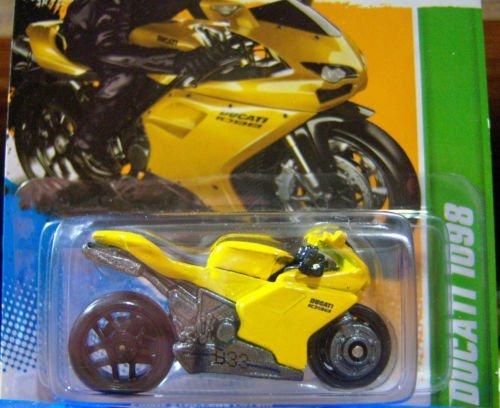 2012 Hot Wheels Regular Treasure Hunt - Ducati 1098
