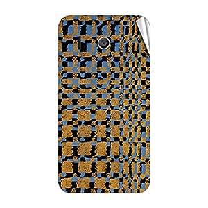 Garmor Designer Mobile Skin Sticker For Huawei Ascend G300 - Mobile Sticker