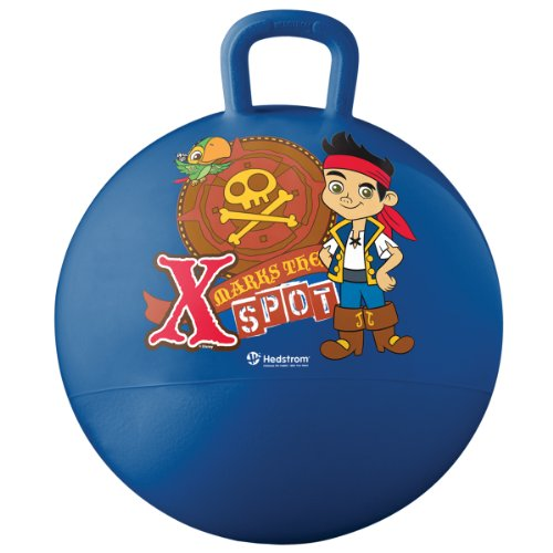Ball Bounce and Sport Jake and The Neverland Pirates Hopper