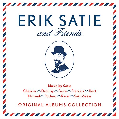 Erik Satie & Friends - Musica Francese Del Novecento [13 CD]