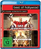 Das Schwergewicht/Der Zoowärter - Best of Hollywood/2 Movie Collector's Pack [Blu-ray]