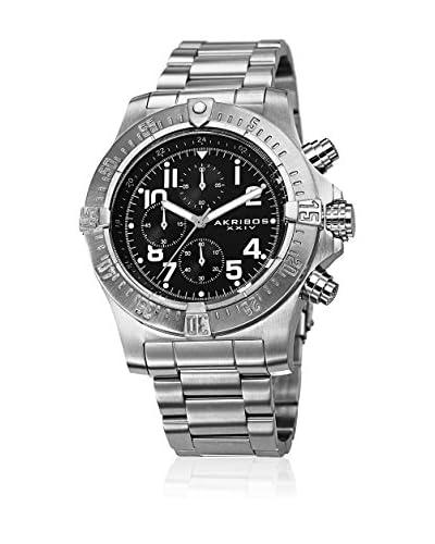 Akribos XXIV Reloj de cuarzo Man AK711SSB 48 mm