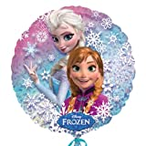 Disney Frozen Party Non Message 18 inch Foil Balloon