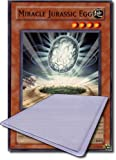 YuGiOh Card(1st Edition):POTD-EN021 Miracle Jurassic Egg