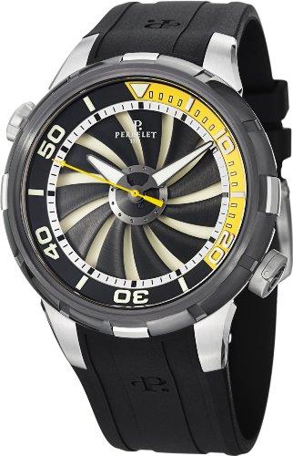 Perrelet Turbine Diver Men's Watch A1067/2