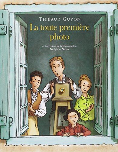 La toute première photo et l'inventeur de la photographie, Nicéphore Niépce