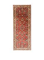 QURAMA Alfombra Persian Sarogh Rojo/Multicolor 254 x 86 cm