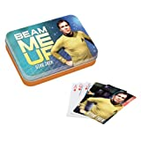 "Star Trek ""Beam Me Up"" Playing Card Set"