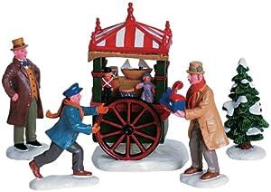 Lemax Christmas - Toy Peddler (62316) - Set of 5