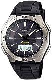 [カシオ]CASIO 腕時計 WAVE CEPTOR ウェーブセプター タフソーラー 電波時計 WVA-470J-1AJF メンズ