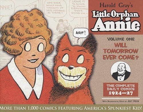 Complete Little Orphan Annie Volume 1 [COMP LITTLE ORPHAN ANNIE V01]