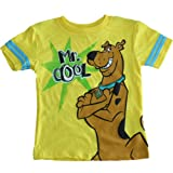 Scooby-Doo Mr. Cool Little Boys T-shirt (2T-4T) (4T)