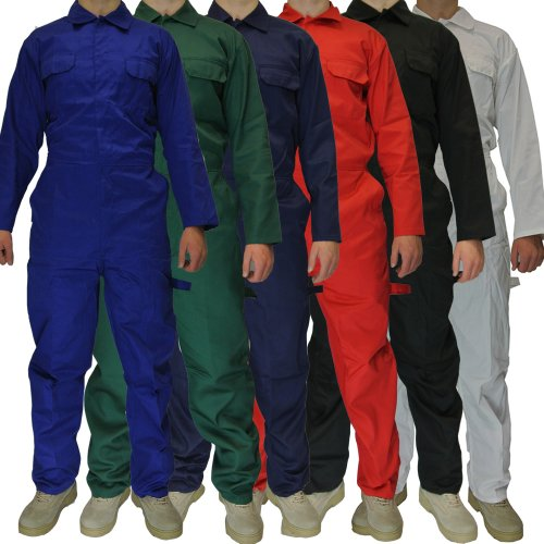 Mens Royal Blue Prestige Boilersuit, Overall, Coverall
