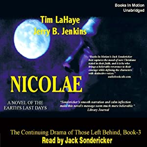 Nicolae: Left Behind Series, Book 3 | [Tim LaHaye, Jerry Jenkins]