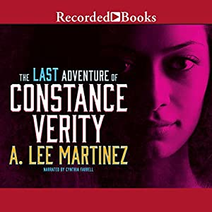 The Last Adventure of Constance Verity Audiobook