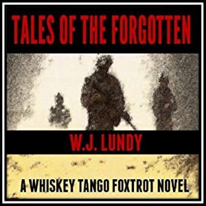 Tales of the Forgotten Audiobook