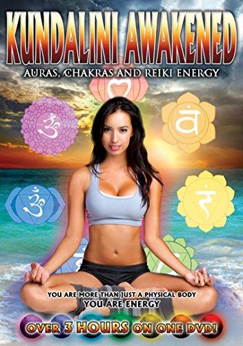 DVD : Dan Kahn - Kundalini Awakened: Auras Chakras & Reiki Energy (DVD)