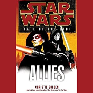 Star Wars: Fate of the Jedi: Allies Hörbuch