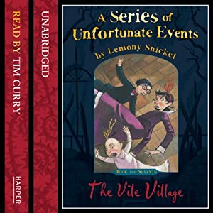 The Vile Village Audiobook