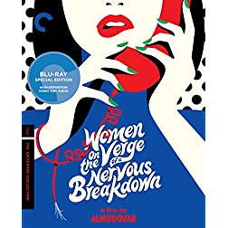 Women on the Verge of a Nervous Breakdown [Blu-ray]